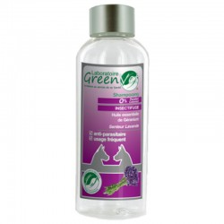 SHAMPOOING INSECTIFUGE FL. 250 ML