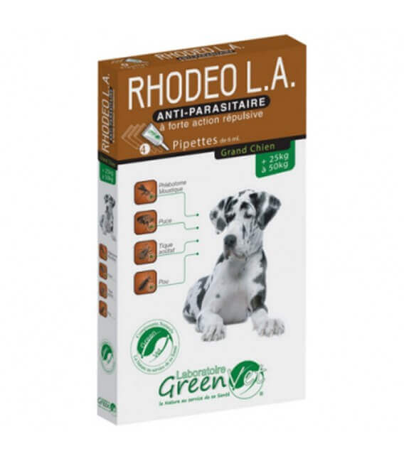 Solution RHODEO L.A. Grand Chien 4 pip.