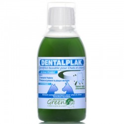 Dentifrice buvable DENTALPLAK Chien Chat Flacon 250 ml