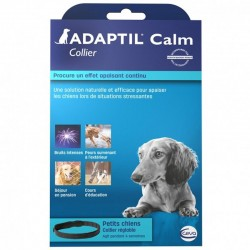 Collier anti-stress ADAPTIL CALM T.S Chien
