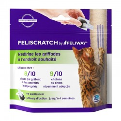 Solution FELIWAY FELISCRATCH Chat