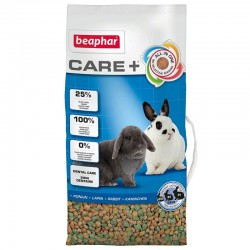 Aliment pour lapin adulte Sac 1.5 kg - Care+