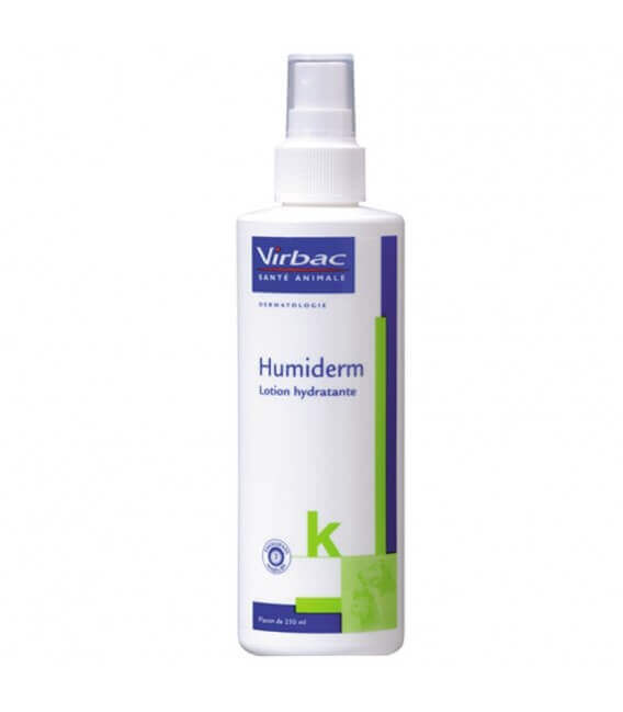 Lotion hydratante HUMIDERM Chien et Chat