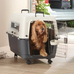 Cage Chien ANDES T6 90 X 60 X 68 cm
