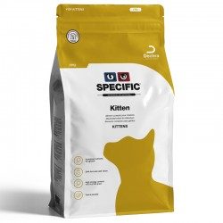 Croquettes FPD KITTEN Sac 2 kg Chat - DECHRA Specific