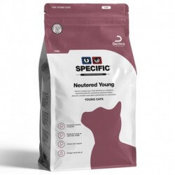 Croquettes FND NEUTERED YOUNG Chat Sac 2 kg - Specific