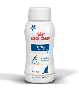 Aliment RENAL LIQUID Chat - Veterinary Diet