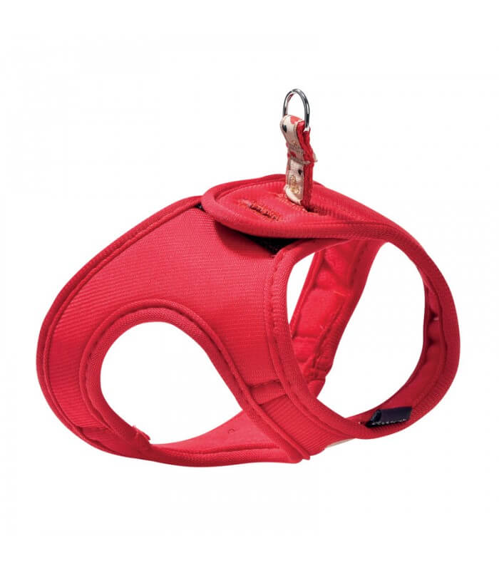 Bobby Flower Harnais Large pour Chien Rouge Taille M