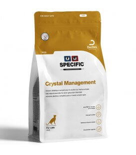 Croquettes FCD CRYSTAL MANAGEMENT Chat Sac 400 g - Specific