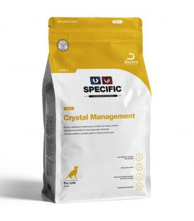 Croquettes FCD-L CRYSTAL MANAGEMENT LIGHT Chat Sac 400 g - Specific