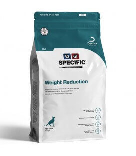 Croquettes FRD WEIGHT REDUCTION Chat Sac 400 g - Specific