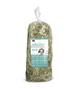 Foin TIMOTHY HAY Lapin 400 g - Selective