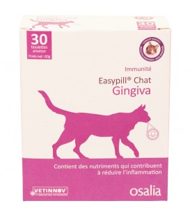 Complément GINGIVA Chat - Easypill