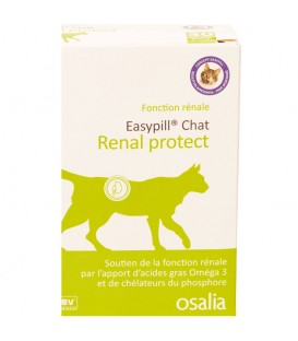 Complément RENAL PROTECT Chat - Easypill