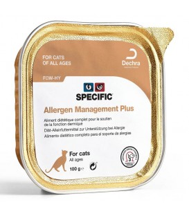 Pâtée FOW HY ALLERGY Chat 7x100g - Specific
