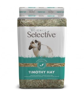 Foin TIMOTHY HAY Lapin 2 kg - Selective