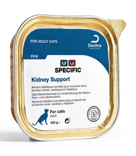 Pâtée FKW KIDNEY SUPPORT Chat - Specific