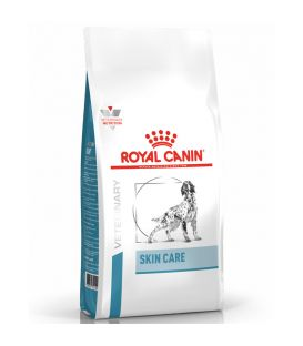 Croquettes SKIN CARE ADULT Chien Sac 2 kg - Veterinary Diet