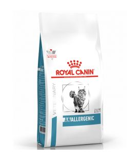 Veterinary Diet Chat ANALLERGENIC Sac 4 kg