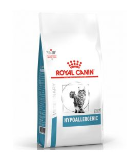 Croquettes HYPOALLERGENIC Chat Sac 4.5 kg - Veterinary Diet