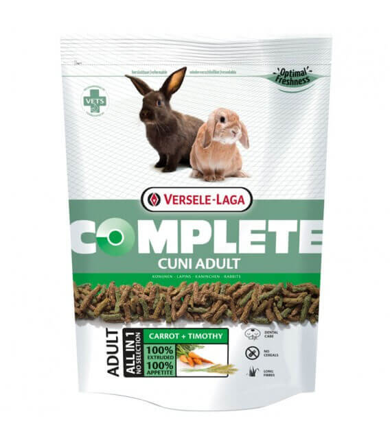 Aliment CUNI ADULT Lapin Sac 1.75 kg - Complete