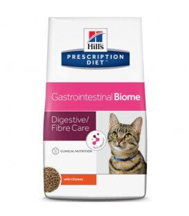 Croquettes GASTROINTESTINAL BIOME POULET Chat Sac 5 kg - Prescription Diet