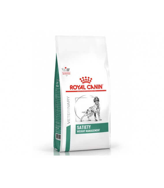 Croquettes SATIETY Chien Sac 1.5 kg - Veterinary Health Nutrition