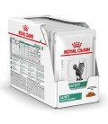 Pâtée SATIETY WEIGHT MANAGEMENT Chat 12x85g - Veterinary Health Nutrition