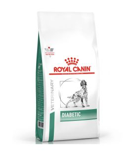 Croquettes DIABETIC Chien Sac 1.5 kg - Veterinary Diet