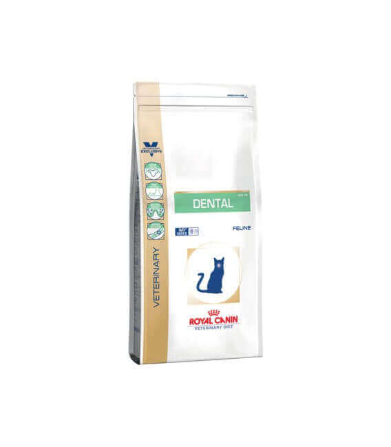 Croquettes ADULT DENTAL S/O Chat Sac 1.5 kg - Veterinary Diet
