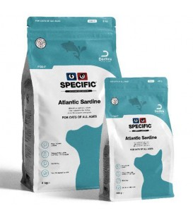 Croquettes FQD-F ATLANTIC SARDINE Chat Sac 2 kg - Specific