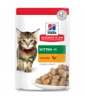 Pâtée KITTEN POULET Chat 12x85g - Science Plan