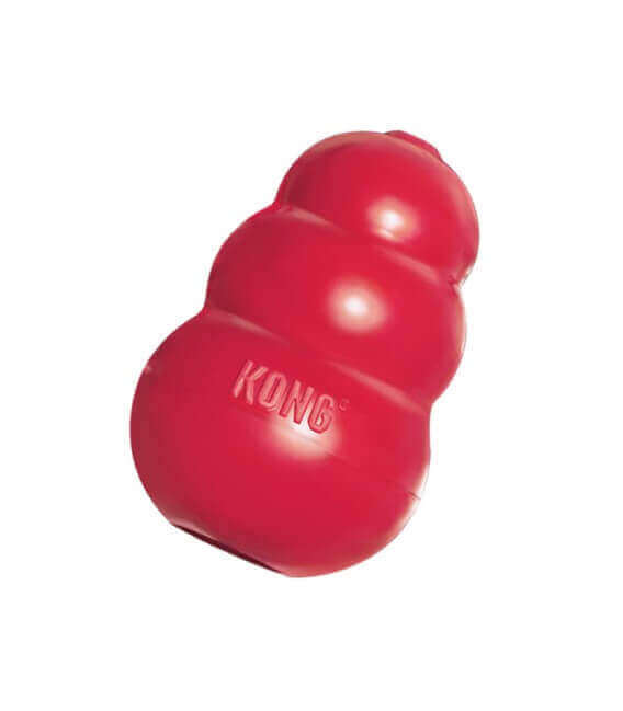 JOUET KONG CLASSIC ROUGE SMALL 7,5CM