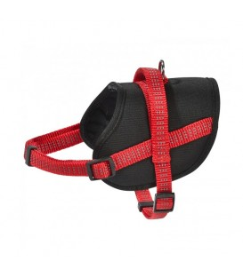 Harnais Chien EASY SAFE ROUGE T.L