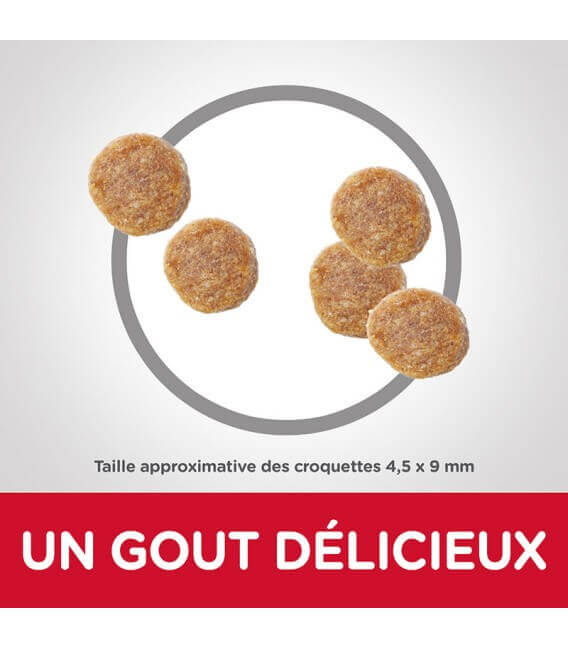 Croquettes ADULT THON Chat Sac 1.5 kg - Science Plan