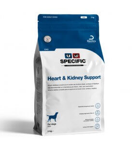 Croquettes CKD HEART & KIDNEY SUPPORT Chien Sac 2 kg - Specific