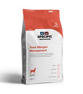 Croquettes CDD FOOD ALLERGEN MANAGEMENT Chien Sac 7 kg - Specific