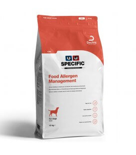 Croquettes CDD FOOD ALLERGEN MANAGEMENT Chien Sac 12 kg - Specific