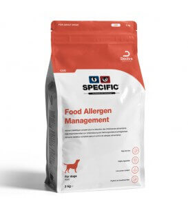 Croquettes CDD FOOD ALLERGEN MANAGEMENT Chien Sac 3x2 kg - Specific