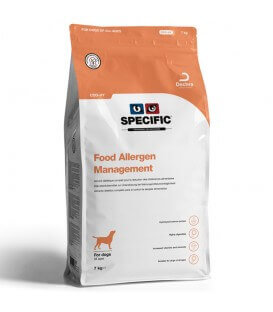Croquettes CDD HY-FOOD ALLERGY MANAGEMENT Chien Sac 12 kg - Specific
