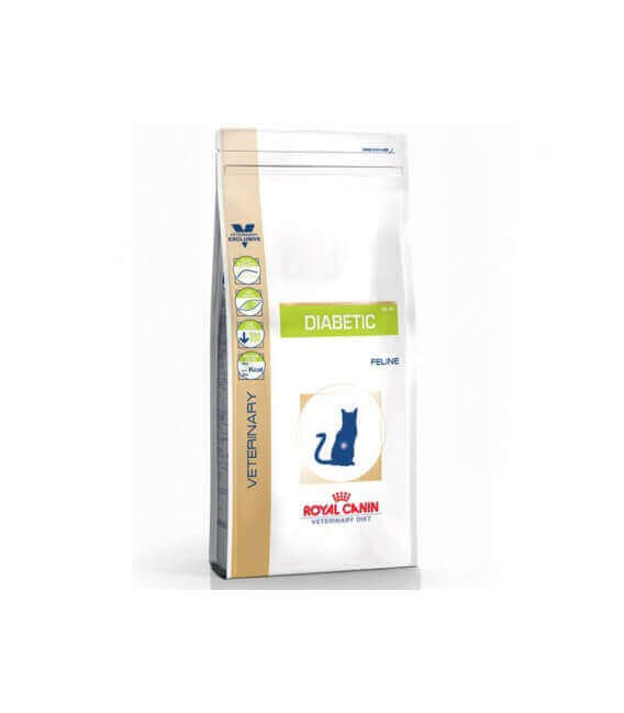 Croquettes DIABETIC Sac 1.5 kg Chat - ROYAL CANIN Veterinary Diet
