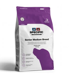 Croquettes CGD-M SENIOR MEDIUM Chien Sac 4 kg - Specific