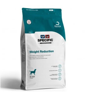 Croquettes CRD-1 WEIGHT REDUCTION Chien Sac 12 kg - Specific