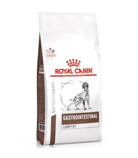 Croquettes GASTRO INTESTINAL LOW FAT Chien Sac 6 kg - Veterinary Health Nutrition
