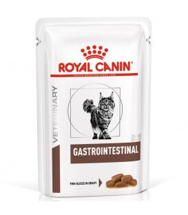 Pâtée GASTRO INTESTINAL KITTEN Chat 12x85g - Veterinary Health Nutrition