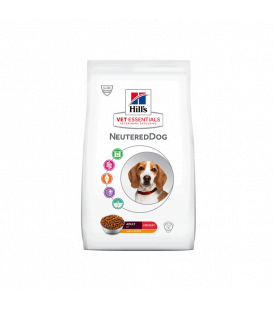 VetEssentials Chien NEUTERED MEDIUM Sac 10 Kg