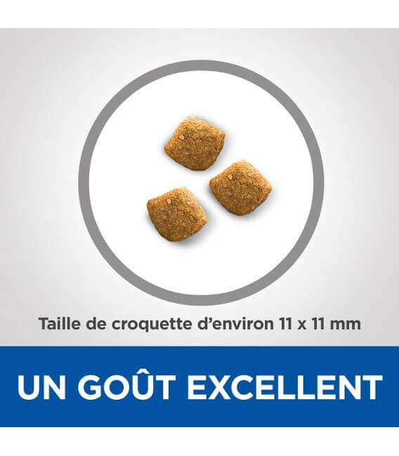 Croquettes YOUNG ADULT DENTAL HEALTH POULET Chat Sac 2.5 kg - VetEssentials
