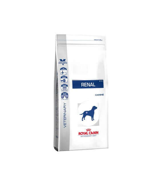 Croquettes RENAL Sac 7 kg Chien - ROYAL CANIN Veterinary Diet