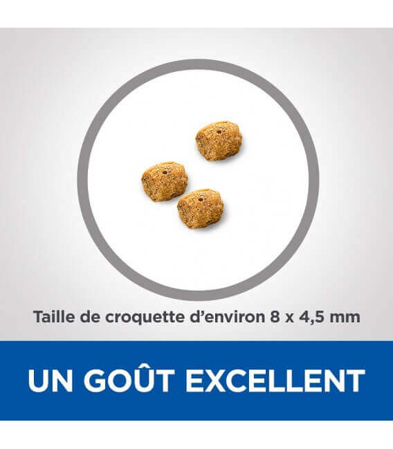 Croquettes NEUTERED YOUNG ADULT POULET Chat Sac 8 kg - VetEssentials