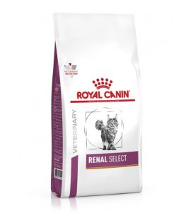 Croquettes RENAL SELECT Chat Sac 400 g - Veterinary Health Nutrition